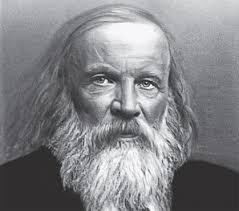 Dimitri Mendeleyev Kimdir doğum tarihi