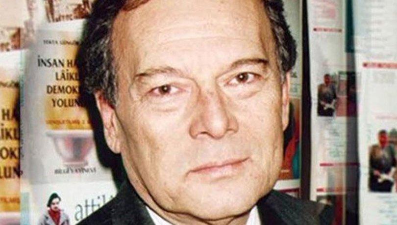 Dinçer Sümer, tiyatro yazarı, oyuncusu, seslendirme sanatçısı. tarihte bugün