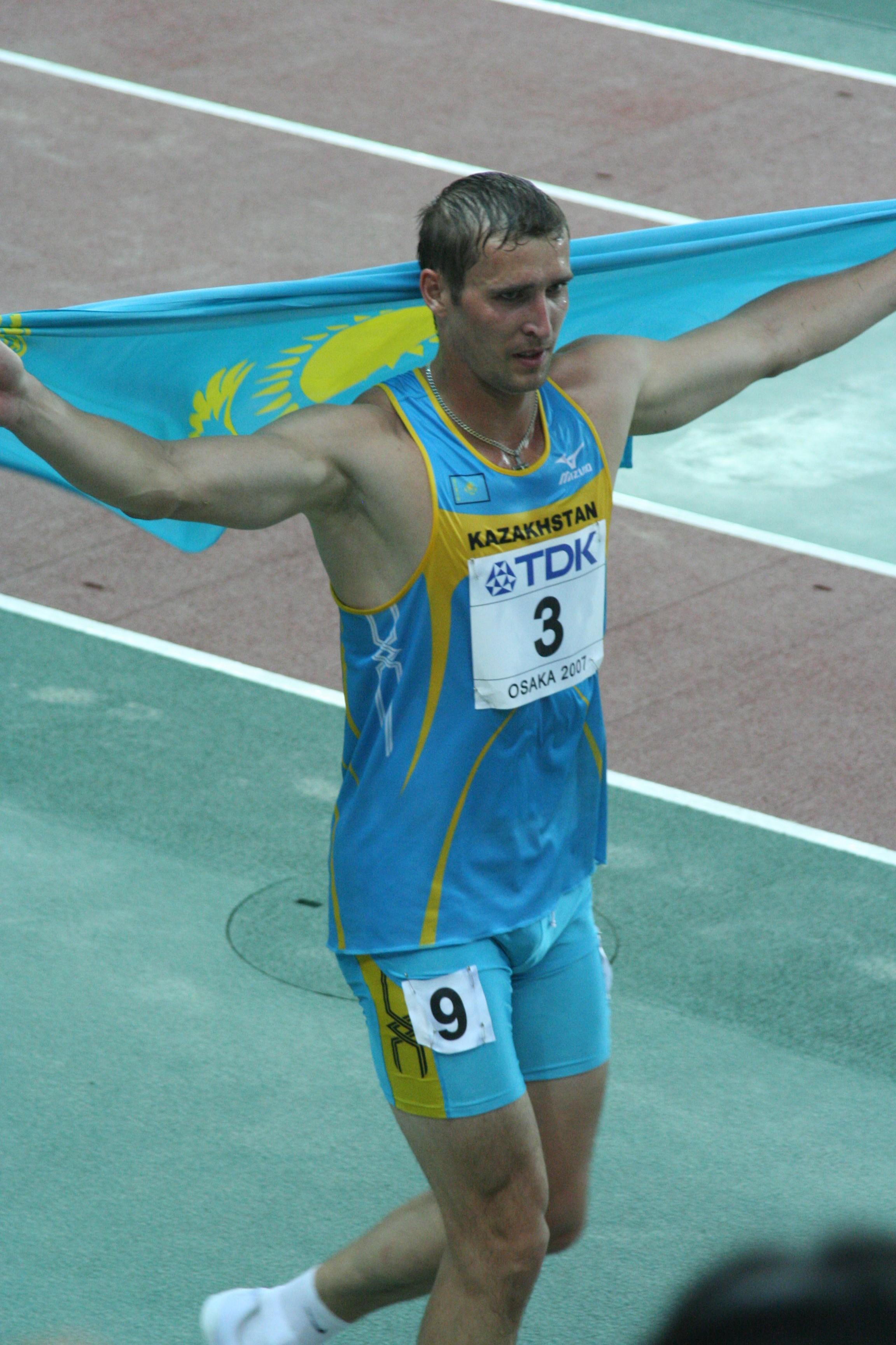 Dmitriy Karpov, Kazak atlet tarihte bugün