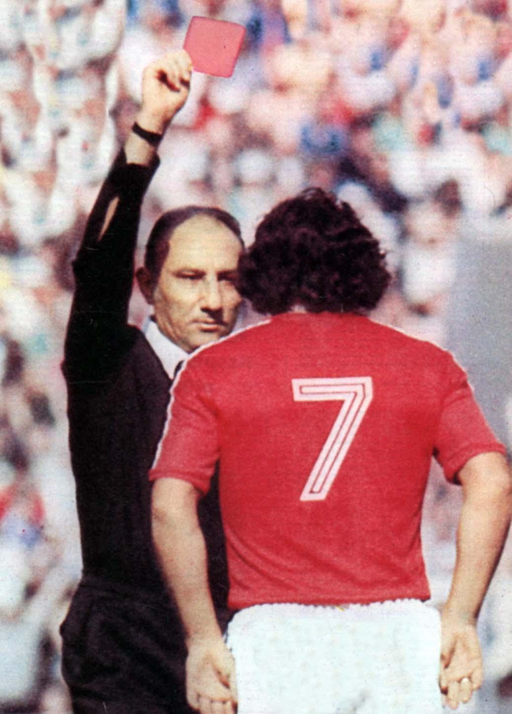 Doğan Babacan, futbol hakemi tarihte bugün