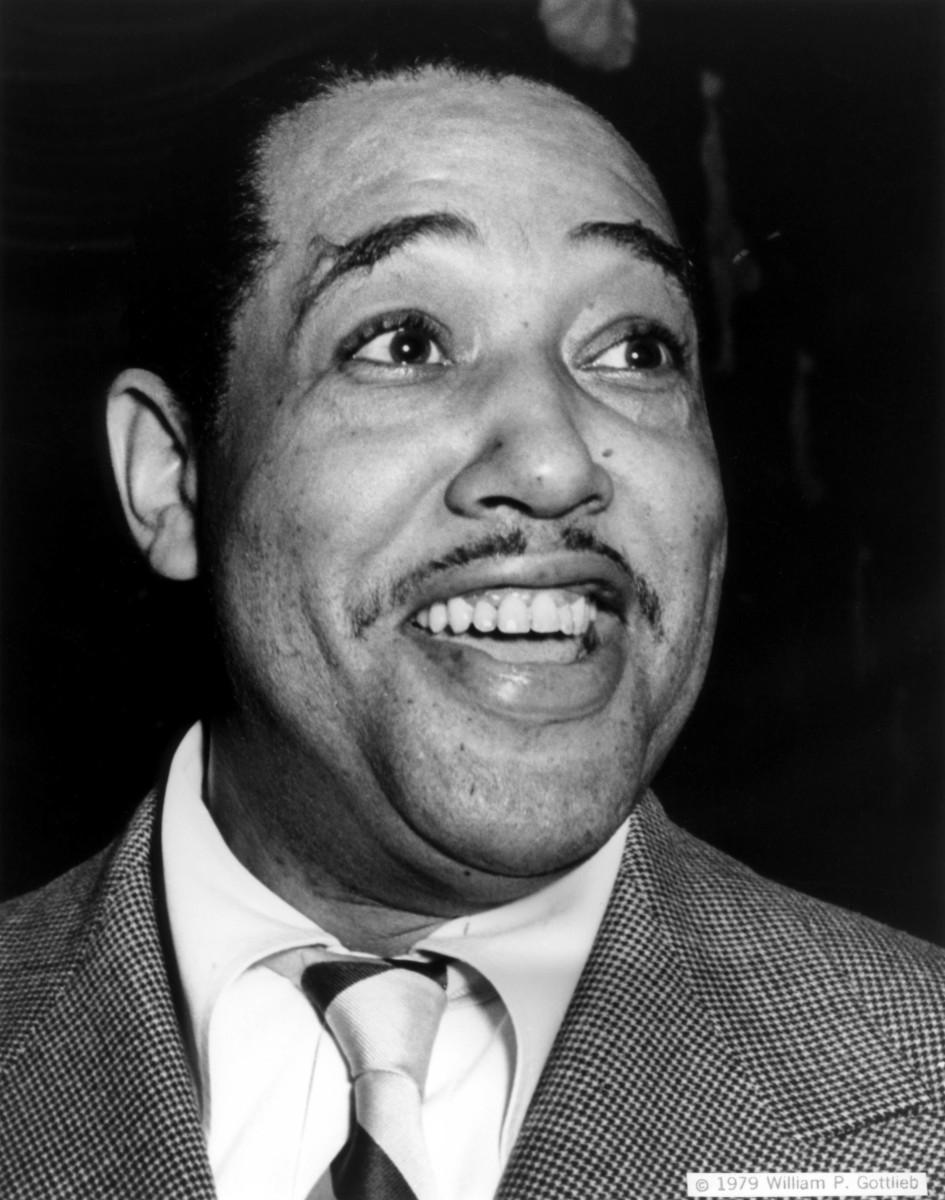 Caz efsanesi Duke Ellington. tarihte bugün