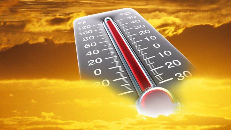 İran'ın Ahvaz kenti dünyada şimdiye kadar ölçülen en yüksek sıcaklığa erişti. 54 derece. Bu sıcaklık 21 Temmuz 2016'da Kuveyt'in Mitribah kenti ve 30 Haziran 2013'te ABD'nin Kaliforniya eyaletindeki Ölüm Vadisi'nde ölçülmüştü.  tarihte bugün