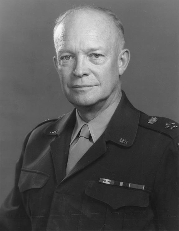 Dwight Eisenhower kimdir doğum tarihi