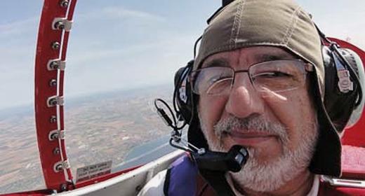 Akrobasi pilotu Murat Öztürk hayatını kaybetti