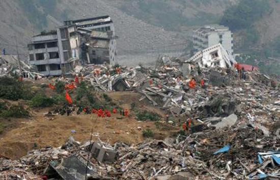 Haiti de Deprem oldu