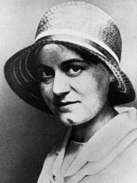 Edith Stein, Alman filozof, rahibe (ÖY-1942) tarihte bugün
