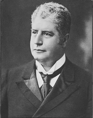Edmund Barton, Avustralya ilk başbakanı (ÖY-1920) tarihte bugün
