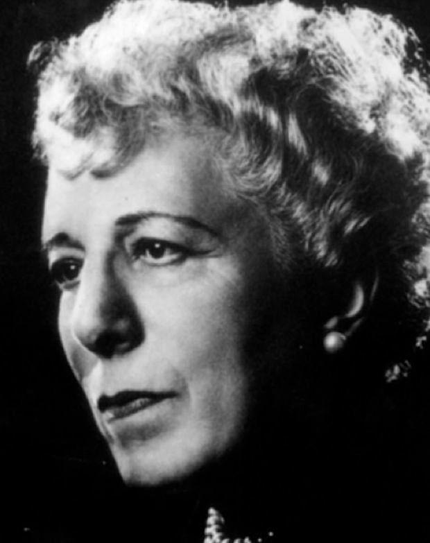 Edna Ferber, yazar (DY-1885) tarihte bugün
