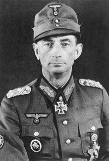 Eduard Dietl, Nazi Almanyası dönemi askerlerinden (ÖY-1944) tarihte bugün