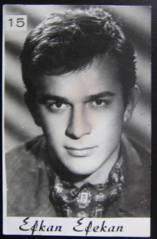 Efkan Efekan, Türk sinema oyuncusu (ÖY-2005) tarihte bugün