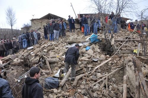 Elazığda deprem oldu