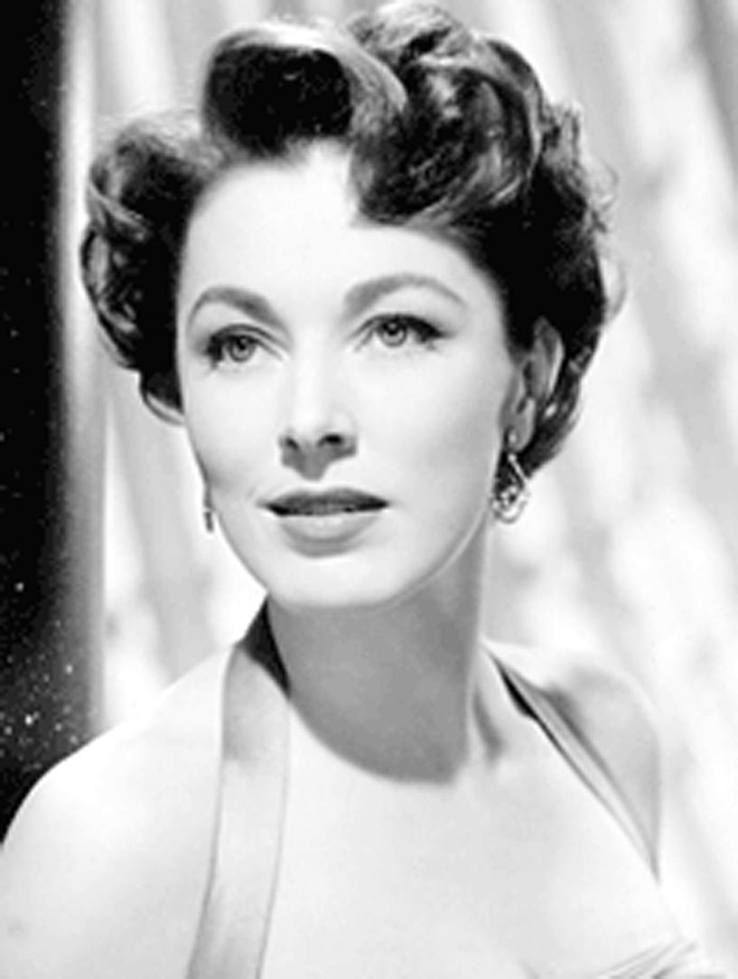 Eleanor Parker, ABD'li aktris tarihte bug�n
