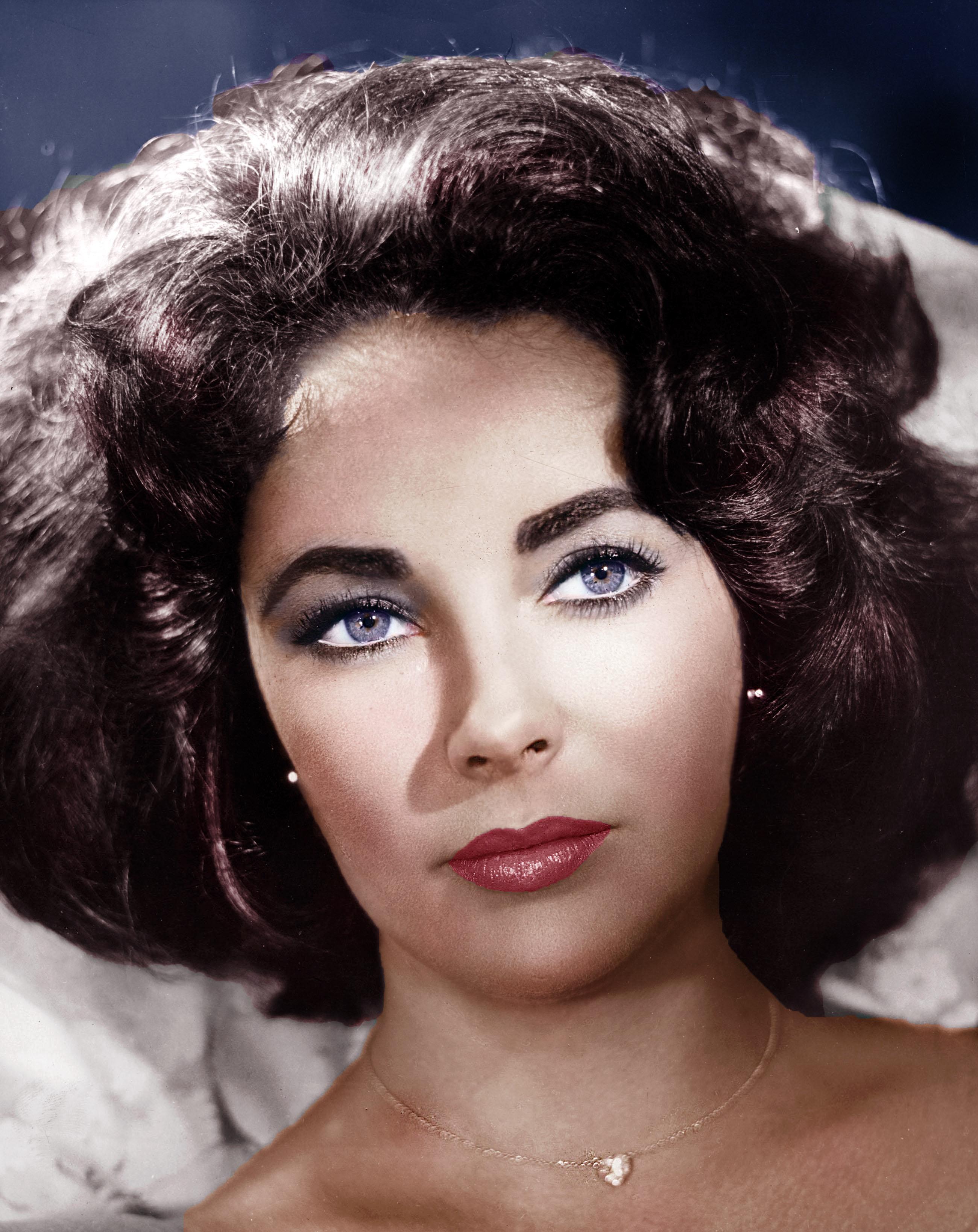 Elizabeth Taylor, ingiliz aktris (DY-1932) tarihte bugün