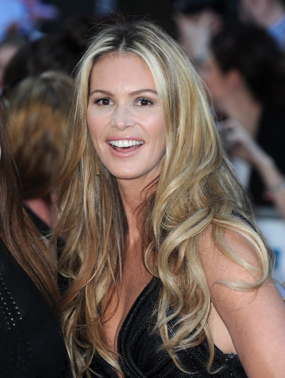 Elle Macpherson, Avustralyalı model, oyuncu tarihte bugün