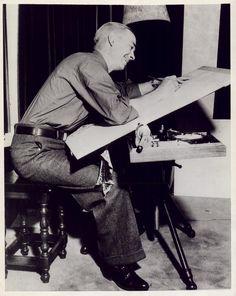 Elzie Crisler Segar, Temel Reis (Popeye) yaratıcısı Amerikalı karikatürist (ÖY-1938) tarihte bugün