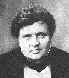 Emil Aarestrup, Danimarkalı şair (DY-1800 tarihte bugün