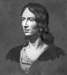 İngiliz kadın romancı Emily Bronte. tarihte bugün