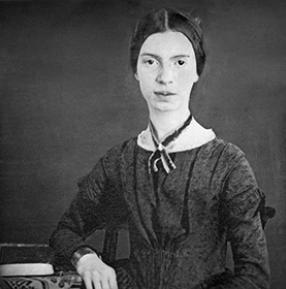 Emily Dickinson, Amerikalı şair (DY-1830) tarihte bugün