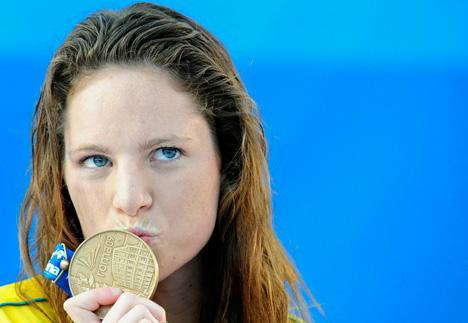 Emily Seebohm, Avustralyalı sporcu, yüzücü