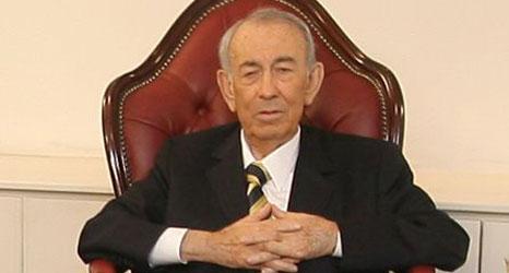 Emin Cankurtaran, Fenerbahçe'nin eski başkanı, iş adamı tarihte bugün
