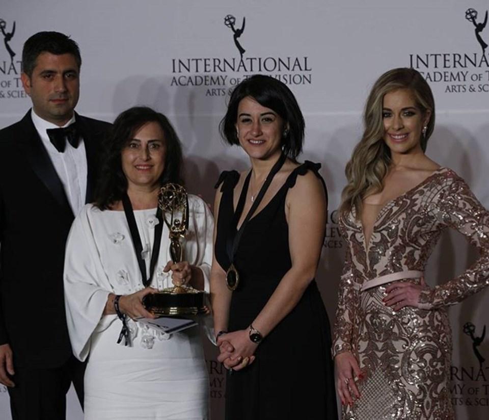 Emmy ödülüne Layık Görülen Ilk Yapım Kara Sevda