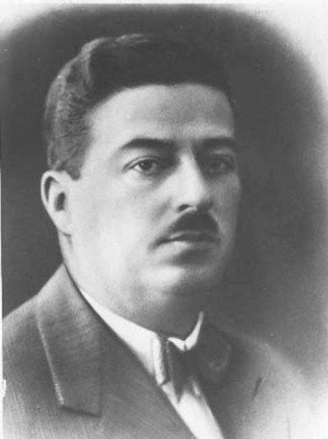 Ercüment Ekrem Talu, mizah yazarı ve gazeteci (DY-1886) tarihte bugün