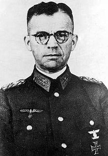 Erich Fellgiebel, Hitlere karşı yapılan 20 Temmuz suikast girişiminde yer alan Alman general (idam) (DY-1886) tarihte bugün