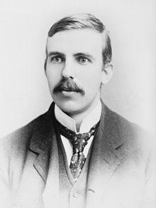 Ernest Rutherford, ingiliz fizik�i (�Y-1937)