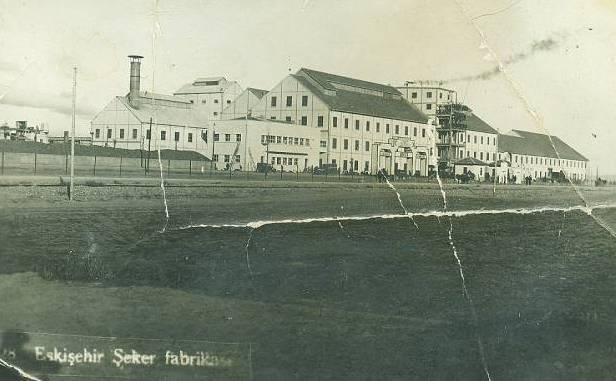 Türkiye'de Eskişehir Şeker Fabrikası açıldı. tarihte bugün