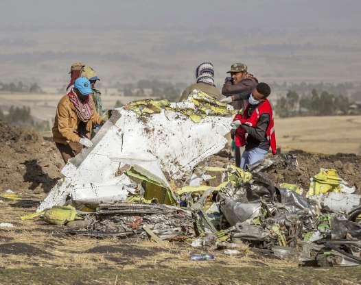 Etiyopya'nın başkenti Addis Ababa'dan kalkan Ethiopian Airlines'a ait Boeing 737 MAX tipi yolcu uçağı Bole Uluslararası Havalimanı'nından kalkışının ardından düştü. Uçakta bulunan 157 kişi hayatını kaybetti. Dünya'da birçok havayolu şirketi Boeing 737 MAX tipi uçakların uçuşunu geçici olarak durduruldu. Bazı ülkeler hava sahalarını bu tip uçaklara kapattı tarihte bugün