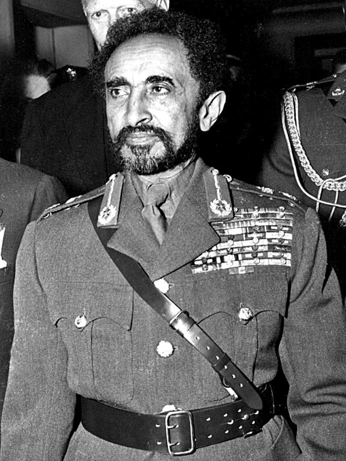 Haile Selassie, Etiyopya imparatoru (DY-1892) tarihte bugün