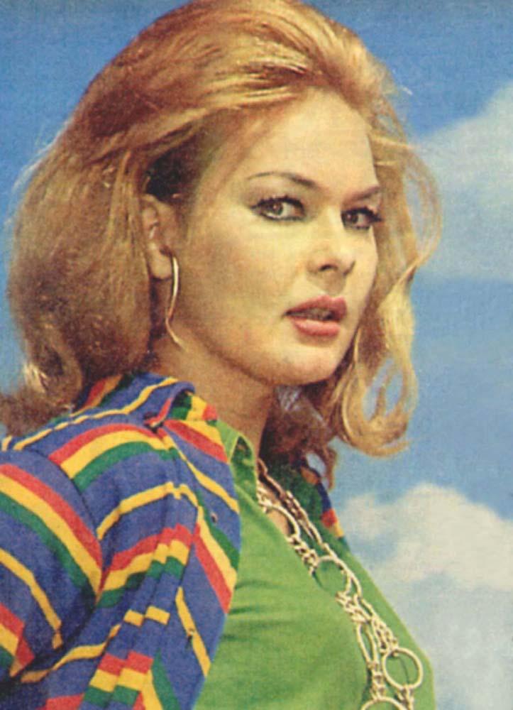 Eva Bender, isveçli aktris tarihte bugün