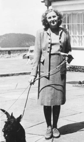 Eva Braun Vefatı