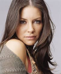 Evangeline Lilly, Kanadalı model ve aktris