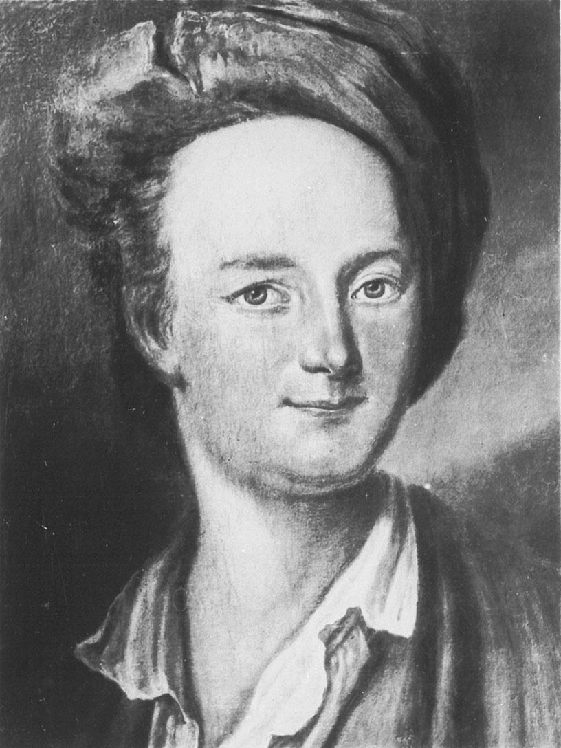 Ewald Christian von Kleist, Alman şair (DY-1715) tarihte bugün