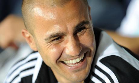 Fabio Cannavaro, italyalı futbolcu tarihte bugün