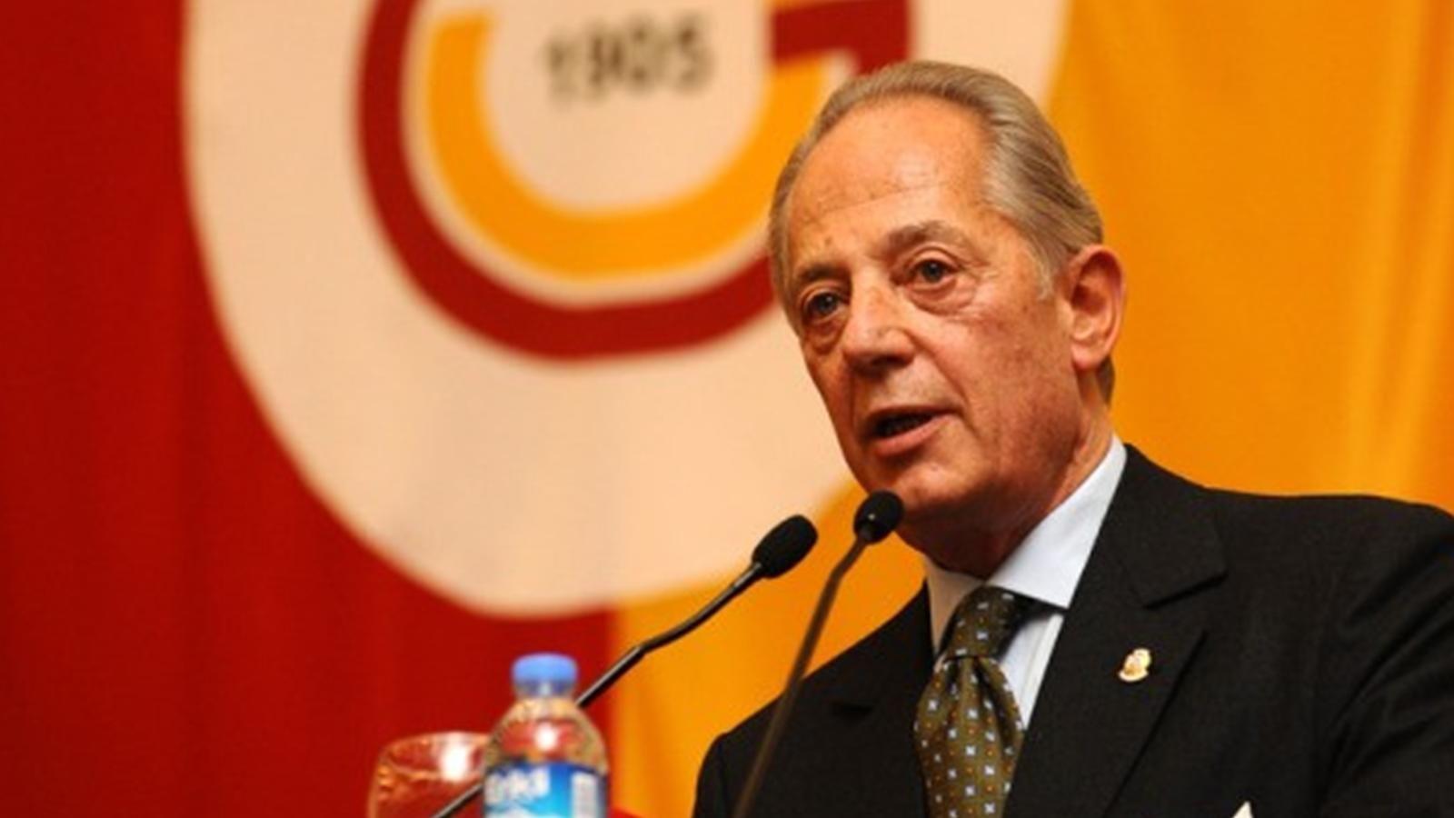 Faruk Süren, iş adamı, Galatasaray eski başkanı tarihte bugün