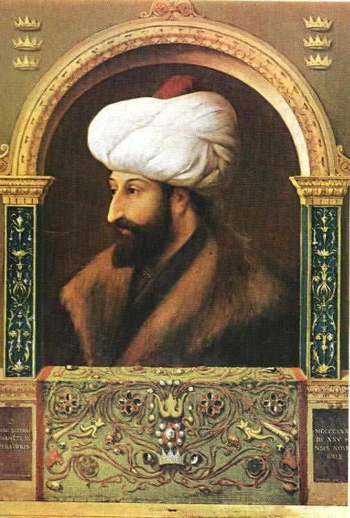 Fatih Sultan Mehmet ölüm tarihi