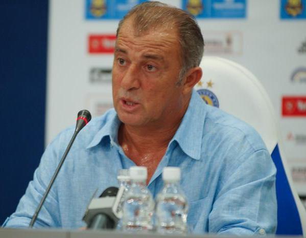 Fatih Terim, teknik direktör. Spor adamı tarihte bugün