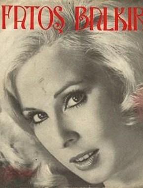 Fatoş Balkır, ses sanatçısı. (ÖY-1986) tarihte bugün