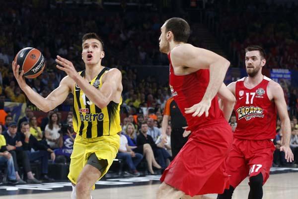 Fenerbahçe Euroleague şampiyonu Oldu
