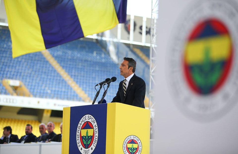 Fenerbahçe Yeni Başkanı Ali Koç Oldu