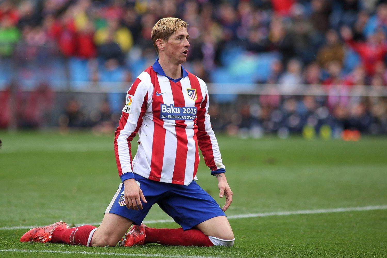 Fernando Torres, ispanyol futbolcu tarihte bugün