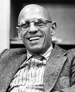 Michel Foucault, Fransız filozof (DY-1926) tarihte bugün