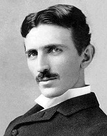 Nikola Tesla, fizikçi (ÖY-1943) tarihte bugün