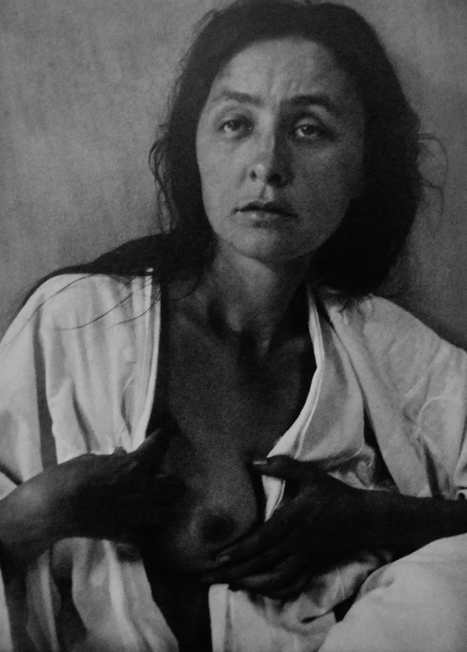 Fotoğrafçı Alfred Stieglitz ölümü