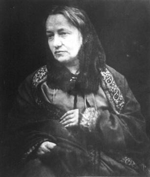 Julia Margaret Cameron, ingiliz fotoğrafçı (öy-1879)