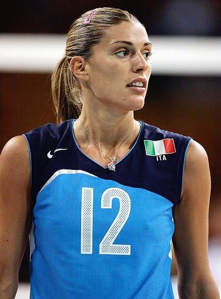 Francesca Piccinini, italyalı voleybolcu tarihte bugün