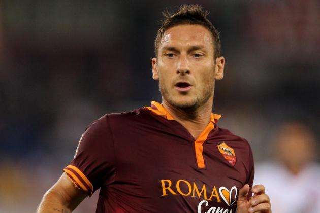 Francesco Totti, italyan futbolcu