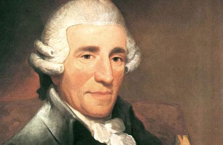 Avusturyalı besteci Franz Joseph Haydn. tarihte bugün